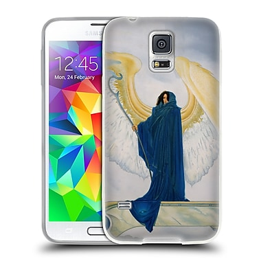 Official LA WILLIAMS ANGELS As She Is Full Bleed Soft Gel Case for Samsung Galaxy S5 / S5 Neo (C_AB_1D56C)