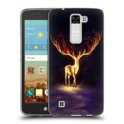 "Official JONAS ""JOJOESART"" JoDICKE WILDLIFE Firewalker Soft Gel Case for LG K7 K330 / Tribute 5 (C_1BE_1DBCE)"