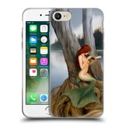 Official LA WILLIAMS FANTASY The Calling Mermaid Soft Gel Case for Apple iPhone 7 (C_1F9_1D588)