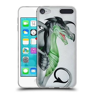 Official LA WILLIAMS DRAGONS Silverback Soft Gel Case for Apple iPod Touch 6G 6th Gen (C_157_1D57B)