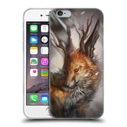 Official EXILEDEN CANINE Fantasy Fox Soft Gel Case for Apple iPhone 6 / 6s (C_F_1C838)