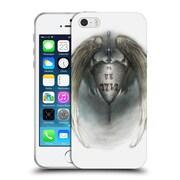 Official LA WILLIAMS KINGDOM Winged Shield Soft Gel Case for Apple iPhone 5 / 5s / SE (C_D_1D595)