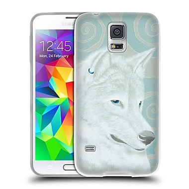 Official LA WILLIAMS KINGDOM The Listener Soft Gel Case for Samsung Galaxy S5 / S5 Neo (C_AB_1D594)