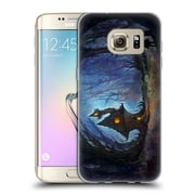 Official JOEL GRATTE ILLUSTRATION House In The Woods Soft Gel Case for Samsung Galaxy S7 edge (C_1BA_1E081)