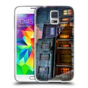 Official JOEL CHRISTOPHER PAYNE ENCHANTED PLACES Littletown Soft Gel Case for Samsung Galaxy S5 / S5 Neo (C_AB_1B3E6)