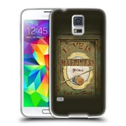 Official JOEL CHRISTOPHER PAYNE LOVE Happiness Soft Gel Case for Samsung Galaxy S5 / S5 Neo (C_AB_1B3F8)