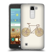 Official FLORENT BODART BIKES Velocitrus Soft Gel Case for LG K7 K330 / Tribute 5 (C_1BE_1AF9B)