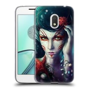 "Official JONAS ""JOJOESART"" JoDICKE FICTION The Deep Is Mine Soft Gel Case for Motorola Moto G4 Play (C_1FB_1DBC7)"