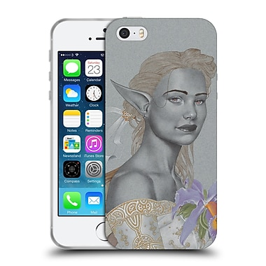 Official LA WILLIAMS FANTASY Titania Fairy Soft Gel Case for Apple iPhone 5 / 5s / SE (C_D_1D58A)