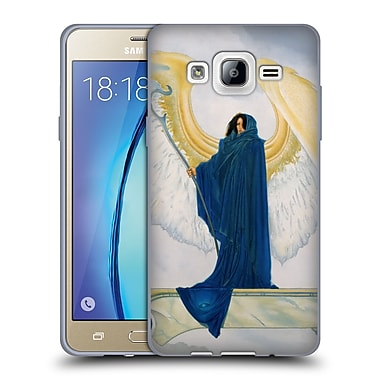 Official LA WILLIAMS ANGELS As She Is Full Bleed Soft Gel Case for Samsung Galaxy On5 (C_1B7_1D56C)