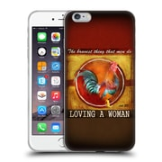 Official JOEL CHRISTOPHER PAYNE LOVE The Bravest Thing Soft Gel Case for Apple iPhone 6 Plus / 6s Plus (C_10_1B3FC)