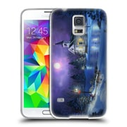 Official JOEL CHRISTOPHER PAYNE HOLIDAY SEASON Dash To Candlight Soft Gel Case for Samsung Galaxy S5 / S5 Neo (C_AB_1B3EF)