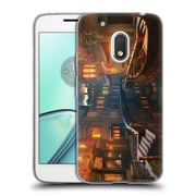 Official JOEL CHRISTOPHER PAYNE ENCHANTED PLACES Enchanted Waters Soft Gel Case for Motorola Moto G4 Play (C_1FB_1B3EB)