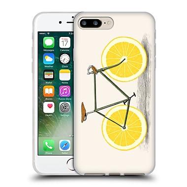 Official FLORENT BODART BIKES Zest Soft Gel Case for Apple iPhone 7 Plus (C_1FA_1AF9F)