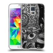 Official JOEL GRATTE BLACK AND WHITE No Frame Soft Gel Case for Samsung Galaxy S5 / S5 Neo (C_AB_1E072)