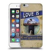 Official JOEL CHRISTOPHER PAYNE LOVE Compromise Soft Gel Case for Apple iPhone 6 Plus / 6s Plus (C_10_1B3F5)