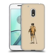 Official FLORENT BODART SPACE Astropirate Soft Gel Case for Motorola Moto G4 Play (C_1FB_1AFCF)