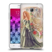 Official LA WILLIAMS KINGDOM Gwinevere Colour Soft Gel Case for Samsung Galaxy Grand Prime (C_B5_1D590)