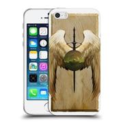 Official LA WILLIAMS KINGDOM Dedication Soft Gel Case for Apple iPhone 5 / 5s / SE (C_D_1D58F)