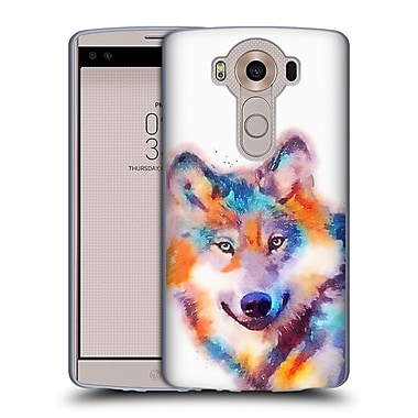 Official JACQUELINE MALDONADO ANIMALS The Graceful Soft Gel Case for LG V10 (C_19A_1BDE2)