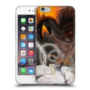 Official LA WILLIAMS DRAGONS Michael Vs Belial Soft Gel Case for Apple iPhone 6 Plus / 6s Plus (C_10_1D579)