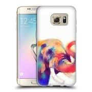 Official JACQUELINE MALDONADO ANIMALS The Majestic Soft Gel Case for Samsung Galaxy S7 edge (C_1BA_1BDE3)