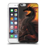 Official LA WILLIAMS DRAGONS Belial Dragon Soft Gel Case for Apple iPhone 6 Plus / 6s Plus (C_10_1D574)