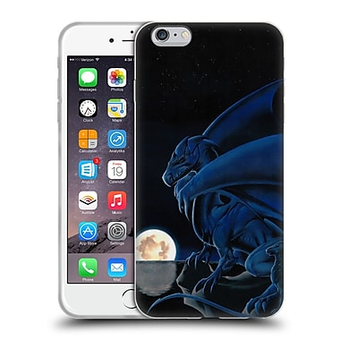 Official LA WILLIAMS DRAGONS Dark Waters Soft Gel Case for Apple iPhone 6 Plus / 6s Plus (C_10_1D576)