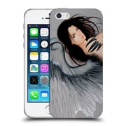 Official LA WILLIAMS ANGELS No One Rides For Free Soft Gel Case for Apple iPhone 5 / 5s / SE (C_D_1D570)