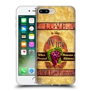 Official JOEL CHRISTOPHER PAYNE LOVE Wine Soft Gel Case for Apple iPhone 7 Plus (C_1FA_1B3F9)