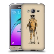 Official FLORENT BODART SPACE Astropirate Soft Gel Case for Samsung Galaxy J3 (C_1B6_1AFCF)