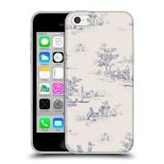 Official FLORENT BODART ANIMALS Jouy Soft Gel Case for Apple iPhone 5c (C_E_1AF81)