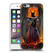 Official LA WILLIAMS FANTASY Lucifer Standing Soft Gel Case for Apple iPhone 6 / 6s (C_F_1D583)