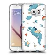 Official KRISTINA KVILIS PATTERN Dragon Soft Gel Case for Samsung Galaxy S7 (C_1B9_1DE16)