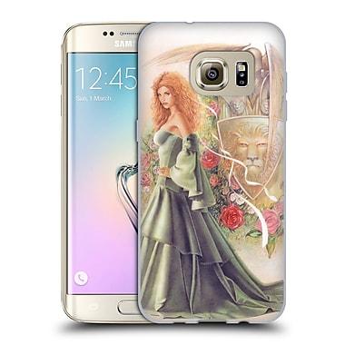 Official LA WILLIAMS KINGDOM Gwinevere Colour Soft Gel Case for Samsung Galaxy S7 edge (C_1BA_1D590)