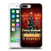 Official JOEL CHRISTOPHER PAYNE HOLIDAY SEASON Love Is A Gift Soft Gel Case for Apple iPhone 7 Plus (C_1FA_1B3F0)