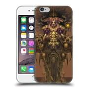 Official LA WILLIAMS FANTASY Medusa Soft Gel Case for Apple iPhone 6 / 6s (C_F_1D584)