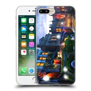Official JOEL CHRISTOPHER PAYNE ENCHANTED PLACES Sleeping City Soft Gel Case for Apple iPhone 7 Plus (C_1FA_1B3E3)