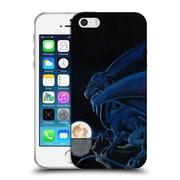 Official LA WILLIAMS DRAGONS Dark Waters Soft Gel Case for Apple iPhone 5 / 5s / SE (C_D_1D576)