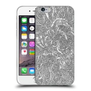 Official JOEL GRATTE BLACK AND WHITE Creative Thoughts Soft Gel Case for Apple iPhone 6 / 6s (C_F_1E06D)
