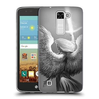 Official LA WILLIAMS ANGELS Angel Of Mons Soft Gel Case for LG K7 K330 / Tribute 5 (C_1BE_1D56B)