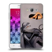 Official LA WILLIAMS DRAGONS Defiance Soft Gel Case for Samsung Galaxy Grand Prime (C_B5_1D577)