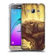 Official EXILEDEN CANINE Lingering Lights Soft Gel Case for Samsung Galaxy J3 (C_1B6_1C839)