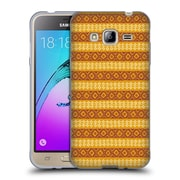 Official FLORENT BODART PATTERNS Flora Soft Gel Case for Samsung Galaxy J3 (C_1B6_1AFBA)