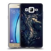 Official EXILEDEN FANTASY Dragon Breath Soft Gel Case for Samsung Galaxy On5 (C_1B7_1C83E)