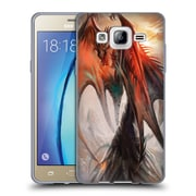 Official EXILEDEN FANTASY Dragon Soft Gel Case for Samsung Galaxy On5 (C_1B7_1C841)