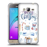 Official KRISTINA KVILIS CHRISTMAS Presents Soft Gel Case for Samsung Galaxy J3 (C_1B6_1DDEC)