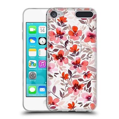 Official JACQUELINE MALDONADO PATTERNS Espirit Blush Soft Gel Case for Apple iPod Touch 6G 6th Gen (C_157_1BDEB)