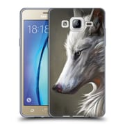 Official EXILEDEN CANINE Arctic Wolf Soft Gel Case for Samsung Galaxy On5 (C_1B7_1C83B)