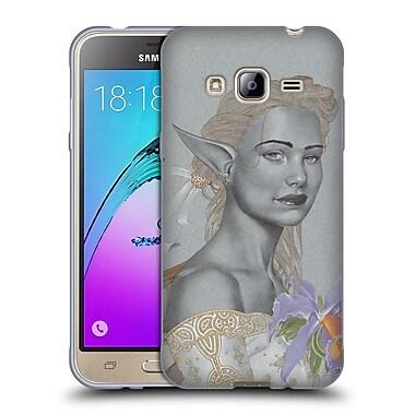 Official LA WILLIAMS FANTASY Titania Fairy Soft Gel Case for Samsung Galaxy J3 (C_1B6_1D58A)